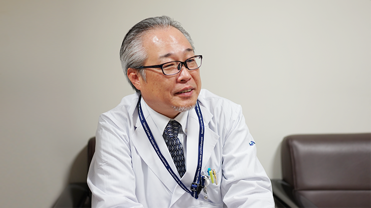 国立成育医療研究センター薬剤部部長 山谷明正氏