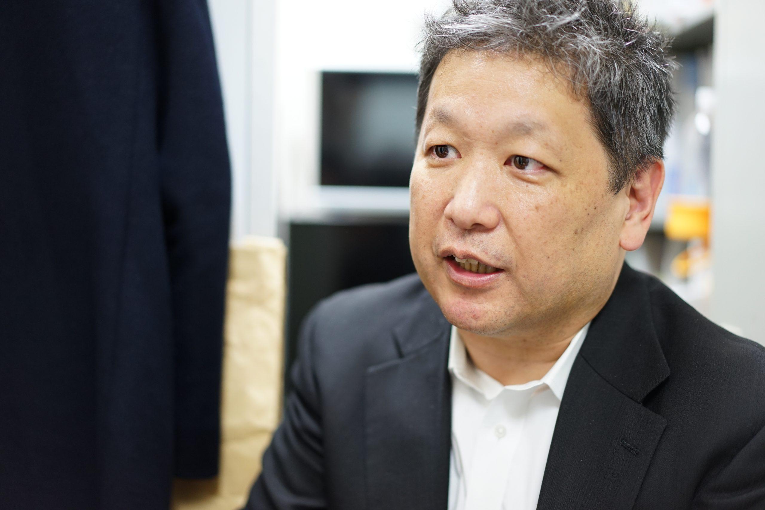 (株)リブオーク 代表取締役 立田高幸氏