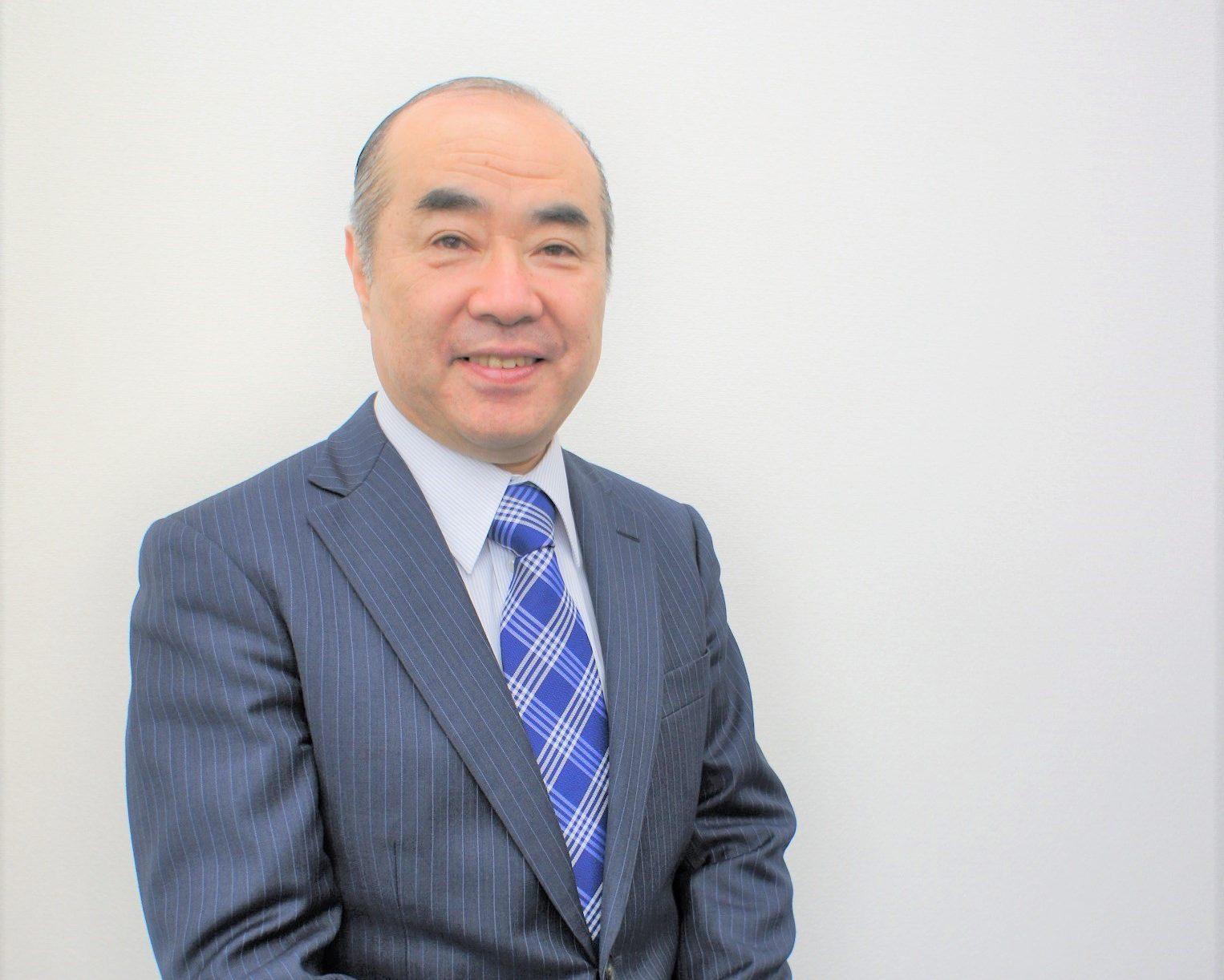 日本メディケア株式会社 代表取締役 三浦嘉統氏