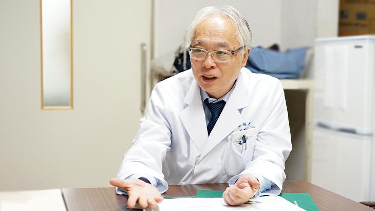東邦大学医療センター大森病院 薬剤部部長 西澤健司氏